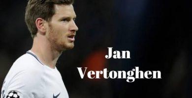 Frases de Jan Vertonghen