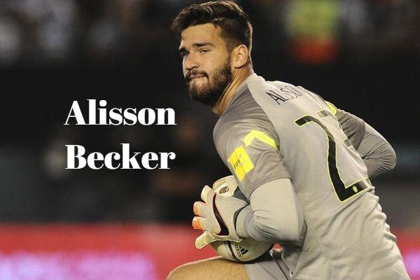 Frases de Alisson Becker
