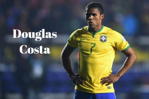 Frases de Douglas Costa