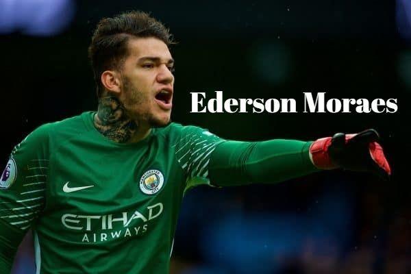 Frases de Ederson Moraes