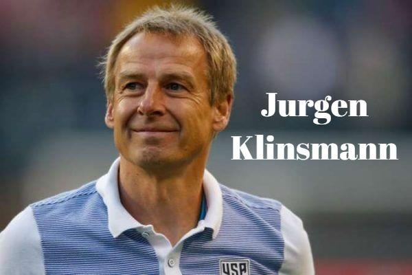 Frases de Jurgen Klinsmann