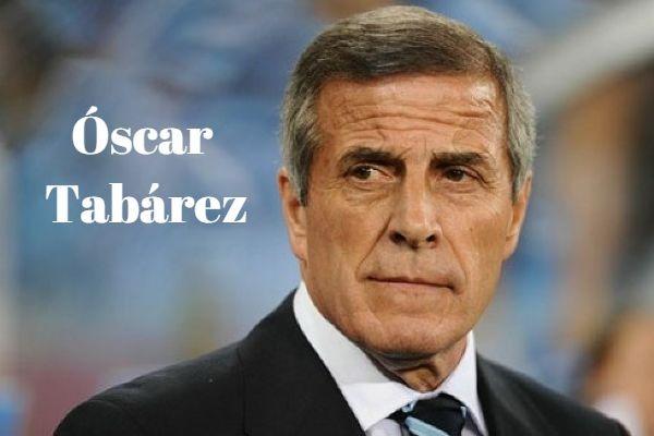 frases de Óscar Washington Tabárez