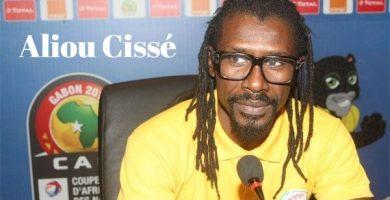 frases de Aliou Cissé