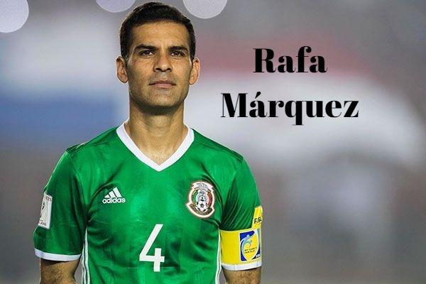 Frases de Rafa Márquez