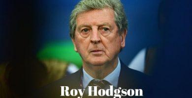 Frases de Roy Hodgson