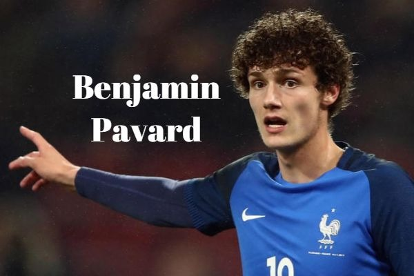 Frases de Benjamin Pavard