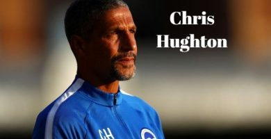 Frases de Chris Hughton