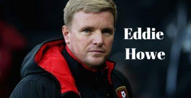 Frases de Eddie Howe