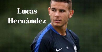Frases de Lucas Hernández