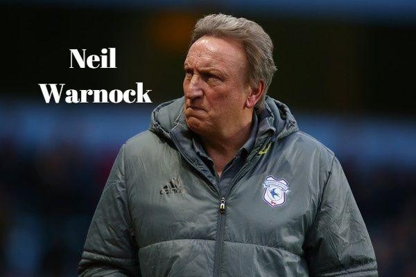 Frases de Neil Warnock