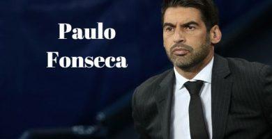 Frases de Paulo Fonseca