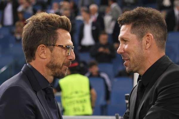 Entrenadores de la Champions League 2018-2019