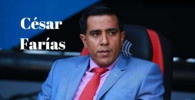 Frases de César Farías
