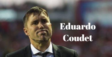 Frases de Eduardo Coudet