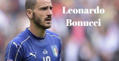 Frases de Leonardo Bonucci