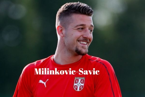 Frases de Milinkovic-Savic
