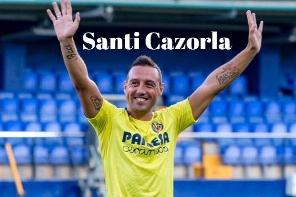 Frases de Santi Cazorla