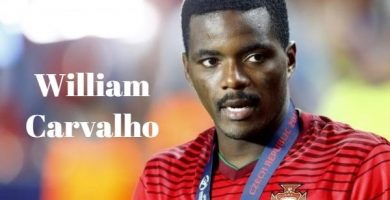 Frases de William Carvalho