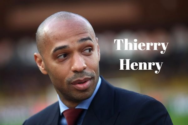 Frases de Thierry Henry