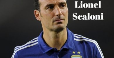 Frases de Lionel Scaloni